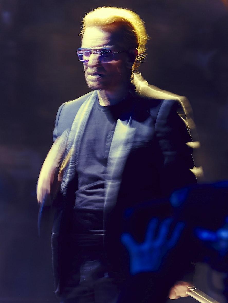 u2 live at madison square garden - U2 At Madison Square Garden